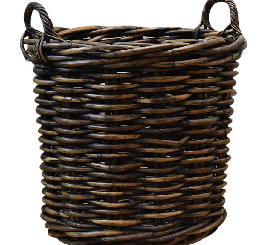 Drum mand rond 50-60 cm