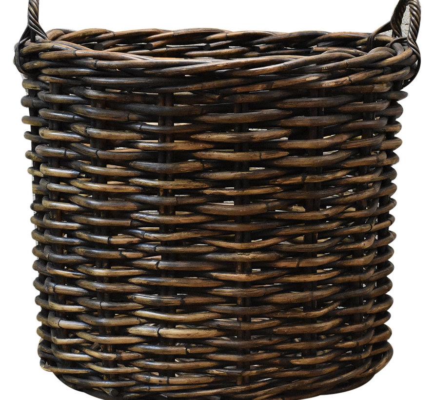 Drum mand rond 60-70 cm