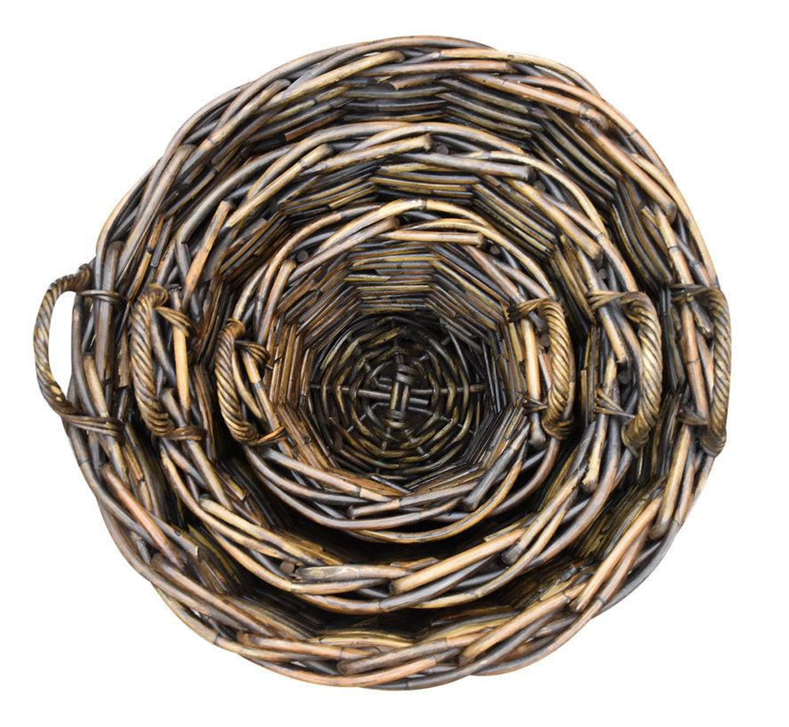 Drum mandenset 40-50 cm, 50-60 cm en 60-70 cm