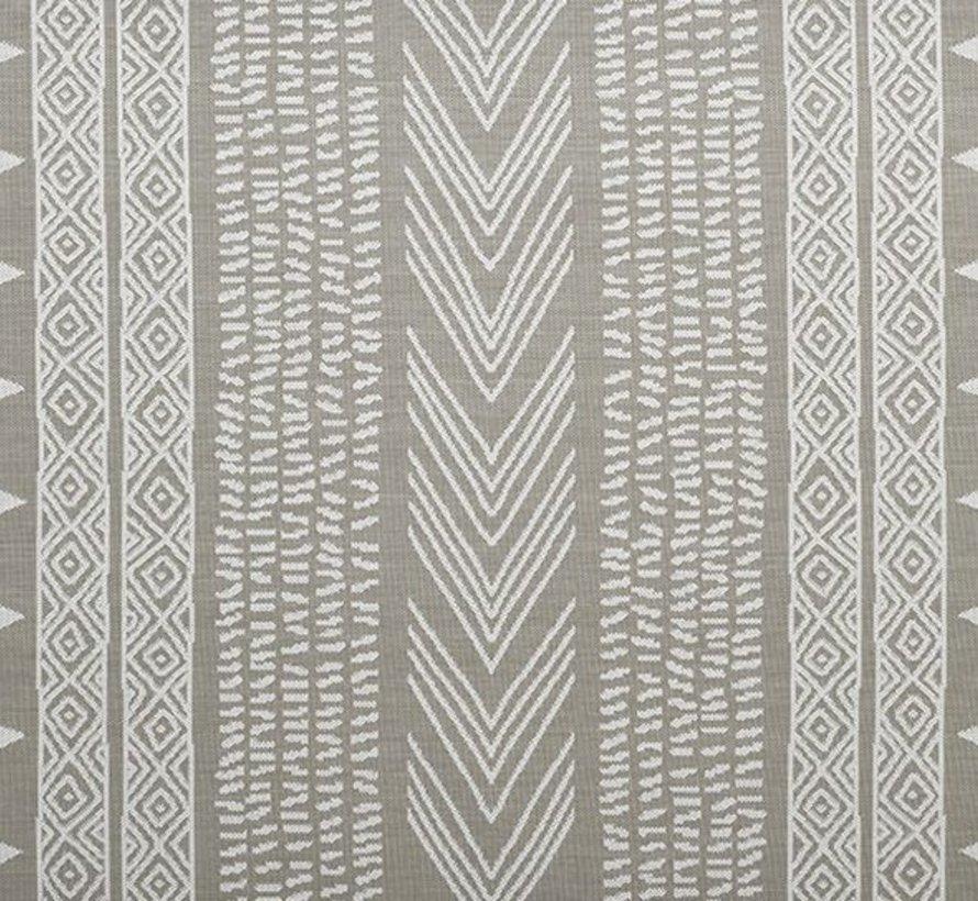 Gretha Ibiza  buitenkleed 160x230 cm taupe