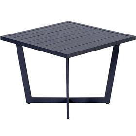 Garden Impressions Ivy bijzettafel  62,5x625,5xH47 cm aluminium antraciet