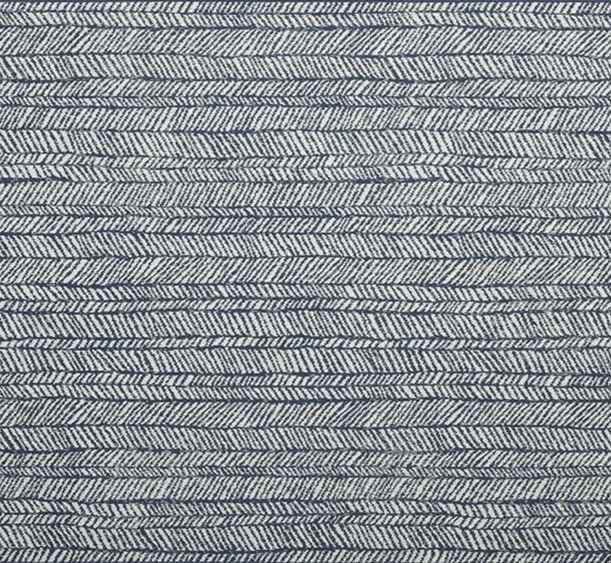 Oxford buitenkleed 160x230 cm blauw