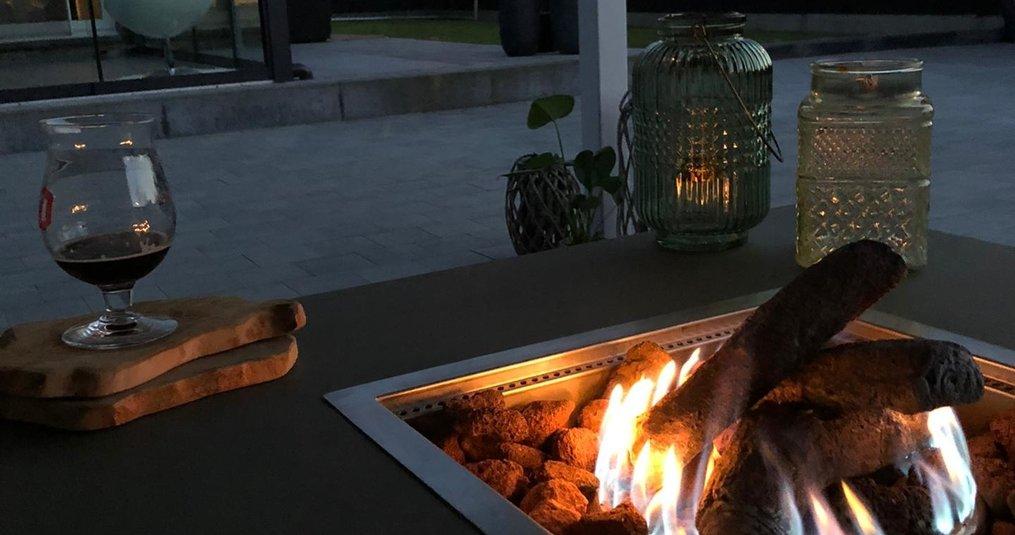 Terrasverwarming; hoe vind je de beste verwarmer voor in jouw tuin?
