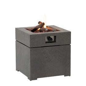 Cosi Fires Cosibrixx 60 aluminium concrete look