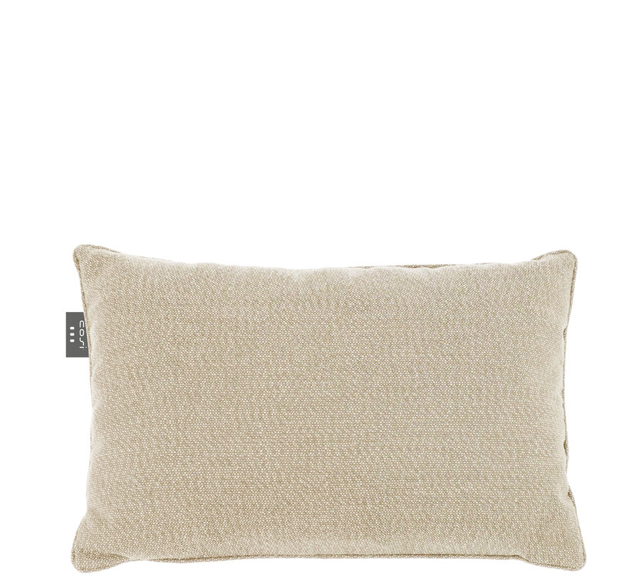 Cosipillow heating cushion Knitted natural 40x60 cm