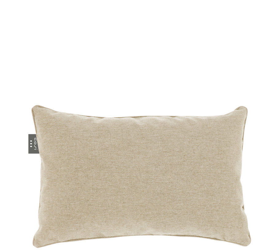 Cosipillow heating cushion Solid natural 40x60 cm