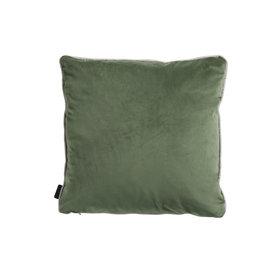 Madison Sierkussen 45x45 cm Velvet army green