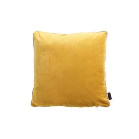Madison Sierkussen 45x45 cm Velvet yellow