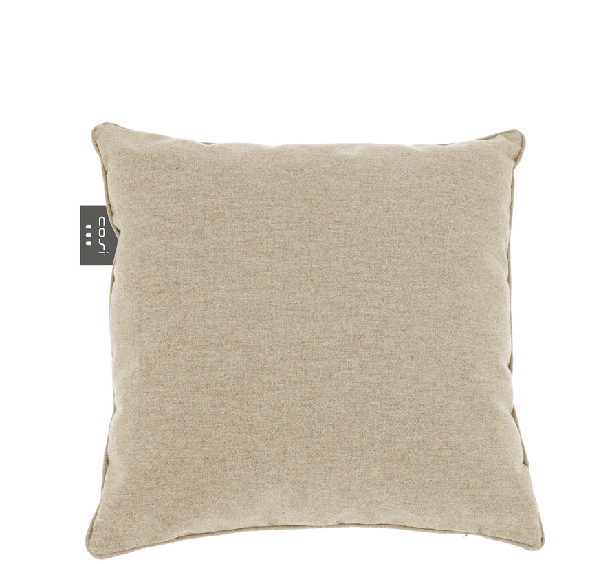 Cosipillow heating cushion Solid natural 50x50 cm