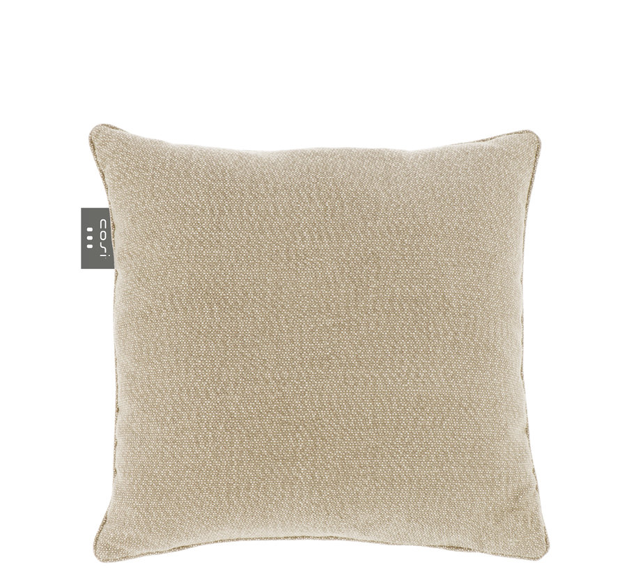 Cosipillow heating cushion Knitted natural 50x50 cm
