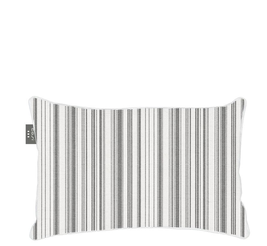 Cosipillow heating cushion Striped  40x60 cm