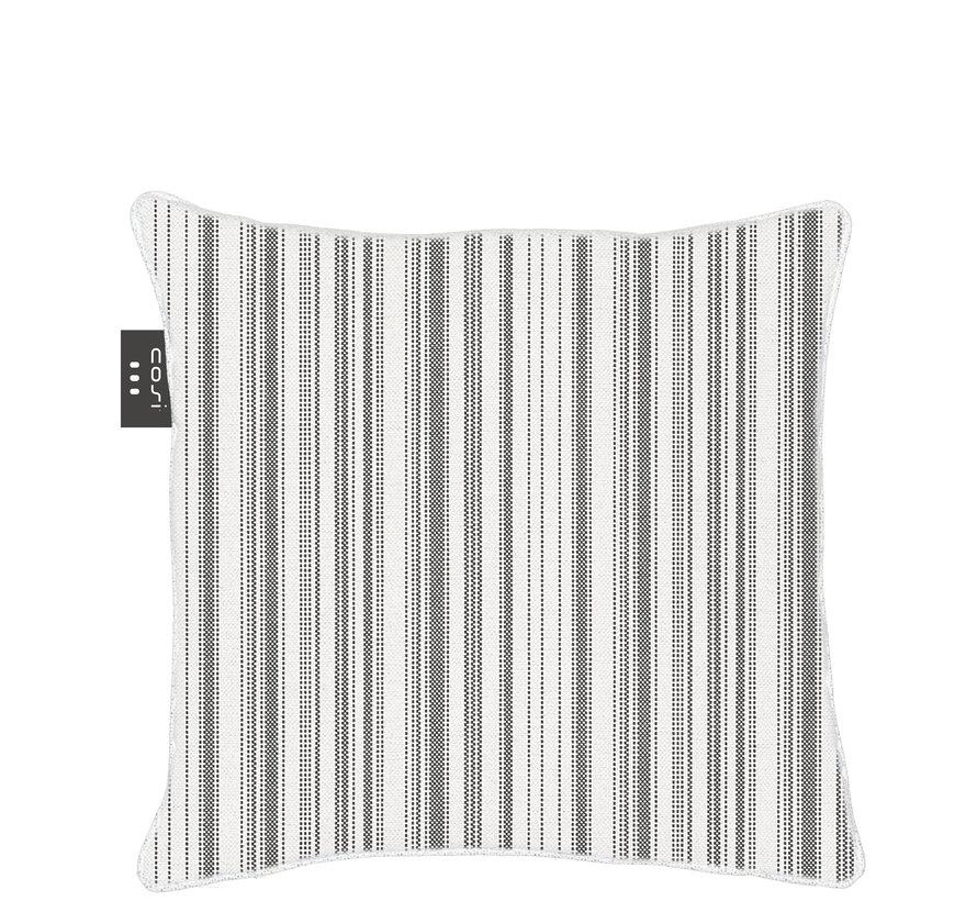 Cosipillow heating cushion Striped  50x50 cm