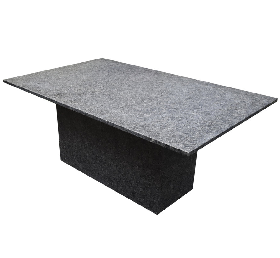 Etna lounge-dining tuintafel graniet