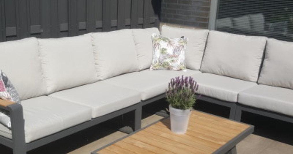 Platform loungesets; wat is dit voor een soort loungeset precies?