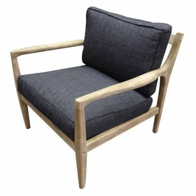 AVH-Collectie Manchester lounge tuinstoel acacia