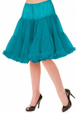 Banned Banned 50s Walkabout Petticoat Short Emerald 21'