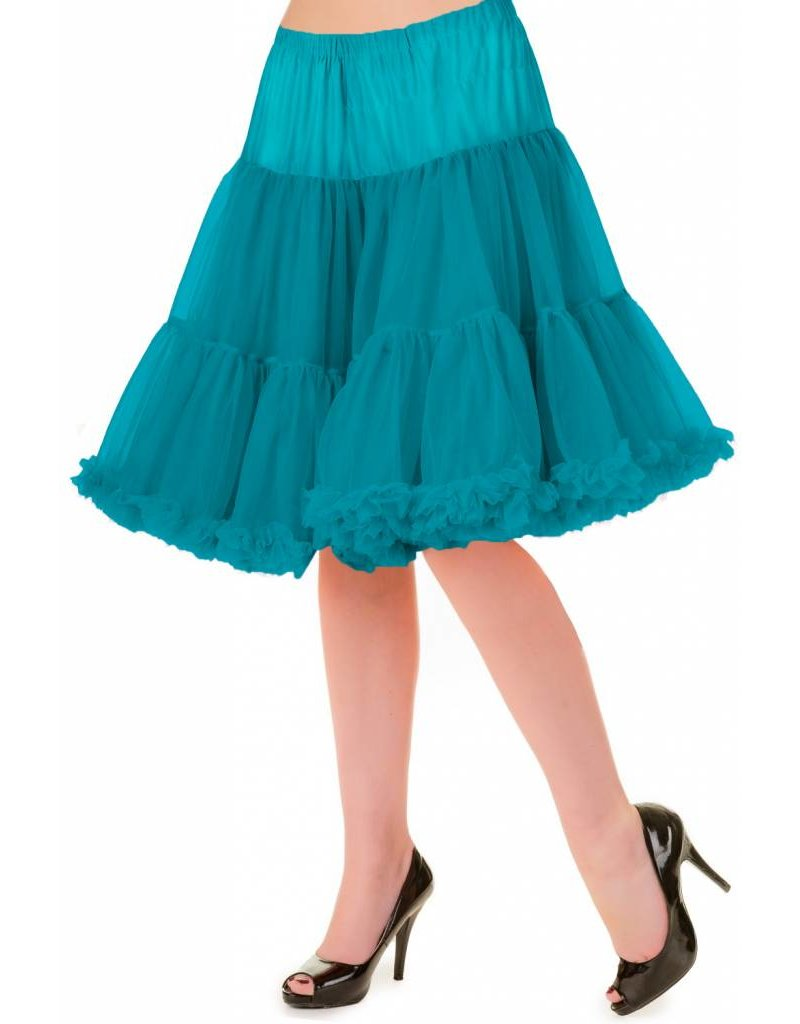 Banned PRE ORDER Banned Walkabout Petticoat Emerald 21'