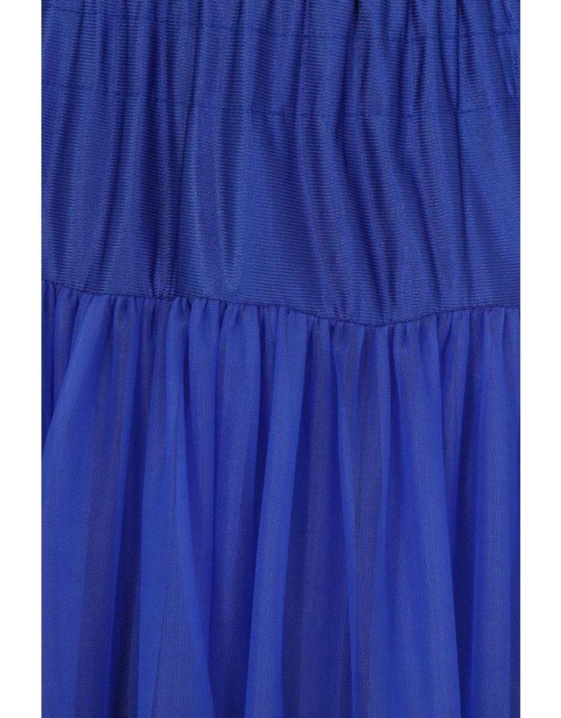 Banned PRE ORDER Banned Starlite Petticoat Royal Blue 23'