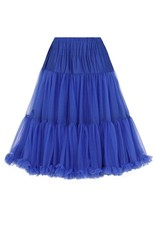 Banned Banned 50s Starlite Petticoat Medium Royal Blue 23'