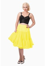 Banned Banned 50s Lifeform Petticoat Long Yellow 27'