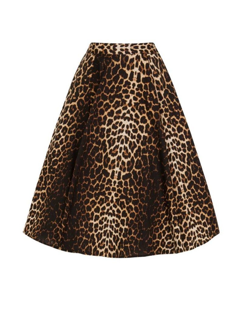 Hell Bunny SPECIAL ORDER Hell Bunny Panthera Skirt