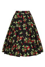 Hell Bunny Hell Bunny 1950s Cherie Swing Skirt
