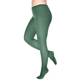 Pamela Mann Pamela Mann 50 Denier Curvy Figure Tights Forest Green