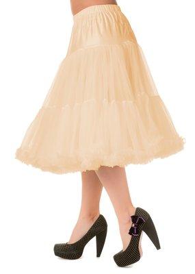Banned PRE ORDER Banned Lifeform Petticoat Champange 27'