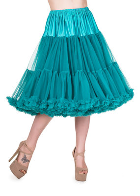 Banned PRE ORDER Banned Lifeform Petticoat Emerald 27'