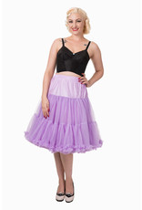 Banned Banned 50s Lifeform Petticoat Long Lavender 27'