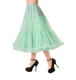 Banned PRE ORDER Banned Lifeform Petticoat Mint 27'