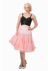 Banned PRE ORDER Banned Lifeform Petticoat Coral Pink 27'