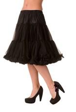 Banned PRE ORDER Banned Starlite Petticoat Black 23'