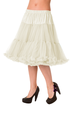 Banned PRE ORDER Banned Starlite Petticoat Ivory 23'