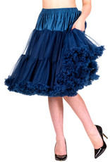 Banned PRE ORDER Banned Starlite Petticoat Navy 23'