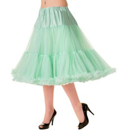 Banned PRE ORDER Banned Starlite Petticoat Mint 23'
