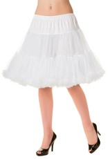 Banned PRE ORDER Banned Walkabout Petticoat White 21'