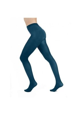 Pamela Mann Pamela Mann 50 Denier Curvy Figure Tights Dark Teal