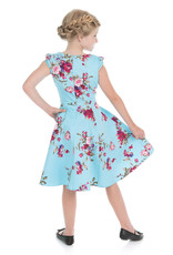 Hearts and Roses Hearts & Roses Childrens 50s Royal Ballet Dress