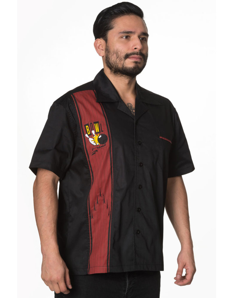 Banned Banned Retro 50s Ellie Bowling Shirt