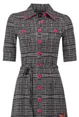 Tante Betsy Tante Betsy 1960s Betsy Hatch Black Dress