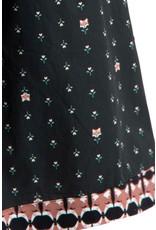 Blutsgeschwister Blutsgeschwister 40s Foxy Fox Keyhole Dress