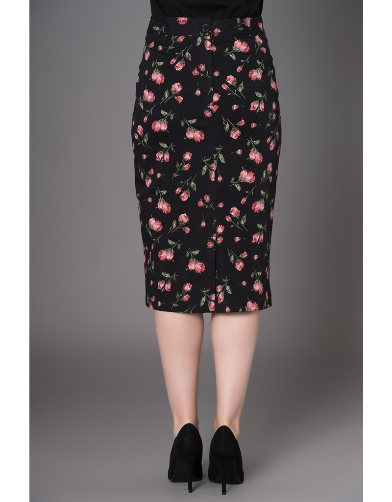 Sheen Sheen 1950s Natasha Tulip Pencil Skirt