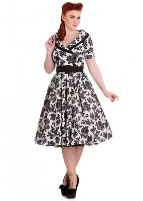 Hell Bunny PRE ORDER Hell Bunny Honor Swing Dress