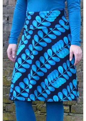 Lien & Giel Lien en Giel 1960s Bodrum Retro Black Skirt