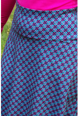 Lien & Giel Lien en Giel 1960s Bodrum Star Petrol Skirt