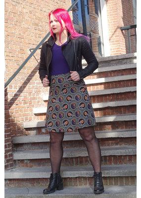 Lien & Giel Bakery Ladies 1960s Birdy Fanny Skirt