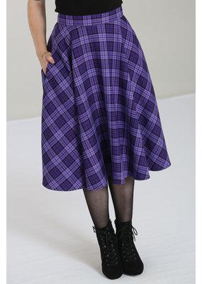 Hell Bunny PRE ORDER Hell Bunny Karine Tartan Skirt