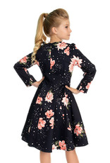 Hearts and Roses Hearts and Roses 50s Twilight Stardust Kids Dress