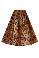 Hell Bunny Hell Bunny 1950s Tora Swing Skirt